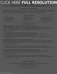 Hr Specialist Resume Resume Online Builder