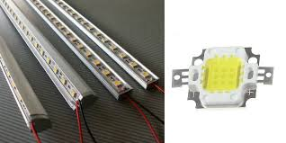 led light strip and single led