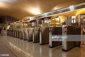 subway station turnstile. Perfect Subway Turnstiles At Subway Station Inside Subway Station Turnstile E