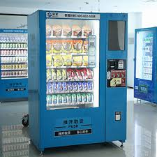 Automated Vending Machines Gorgeous China Automatic Vending Machine With48inch LED On Global Sources