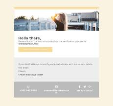 Email Address Templates Account Activation Transactional Email Template Bee Free