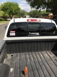 Rear Window Sticker/Decal Thread | Page 4 | Toyota Tundra Forum