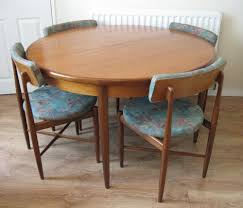 g plan dining table chairs