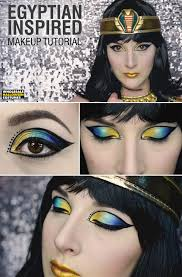 ancient egyptian makeup tutorial
