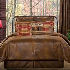 cabin style bedding. Brilliant Cabin Smoky Mountain Comforter Sets Intended Cabin Style Bedding O