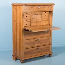 image is loading antique 19th century pine secretary desk from sweden