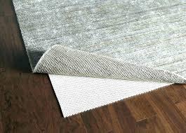 best rug pads for vinyl floors are pvc safe hardwood area necessary wood pad ideas