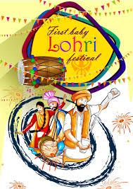 Lohri Invitation Cards Entry 6 By Medshimo For Baby First Lohri Invitation Card