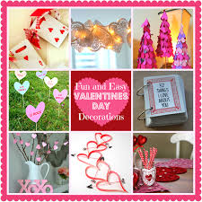 Small Picture DIY Home Decoration Ideas for Valentines Day