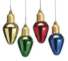 Christmas Tree Light Bulb Clip Art (51+)