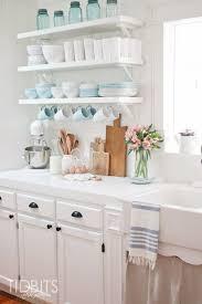 Best Kitchen Shelves Ideas On Pinterest Open Kitchen