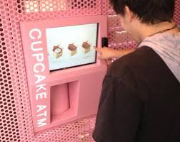 Cupcake Vending Machines Cool This Vending Machine Dispenses Hot French Fries [PHOTOS VIDEO