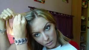 R Aliser Une Tresse Coll E Sur Cheveux Court Agathe Diary Youtube