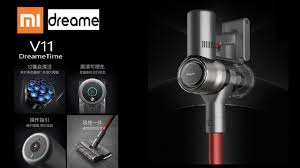 Xiaomi <b>Dreame V11 Handheld Cordless</b> Vacuum Cleaner - YouTube