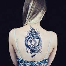 50 Tajemných Yin Yang Tetování Vzory Punditschoolnet