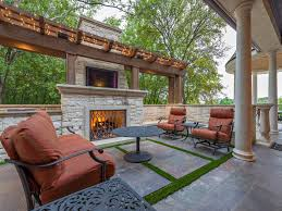 interior outdoor fireplaces with tv attractive fireplace and seating area my dream backyard inside