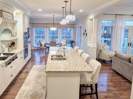 open concept kitchen ideas and open concept homes