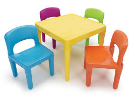 plastic kids table and chair set best with image of plastic kids exterior fresh in design