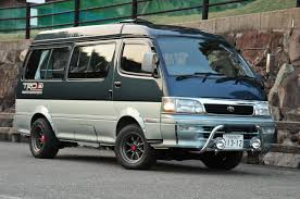 Our Japanese Eco-Kominka: Restoring & Improving our Hiace 4WD 2.8 ...
