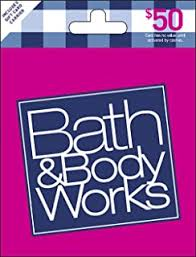 Bath and Body Works Gift Cards - Amazon.com