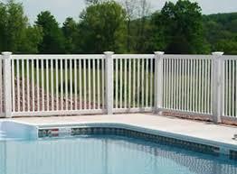 safety pool fence. Vinyl Pool Fence Safety F