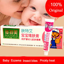 Doctor.m Baby & Children Herbal Antibacterial Skin Itch Creams Skin ...