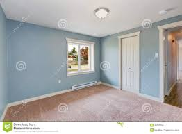 Light Blue Bedroom Light Blue Bedroom With Closets Stock Photo Image 45626750