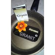 """""""<b>Посуда</b> Люкс"""" <b>GRANIT</b> gold литая <b>24 см</b>"""