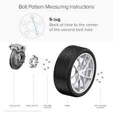Dodge 5 Lug Bolt Pattern Best Decorating Design