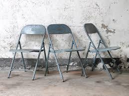 vintage metal folding chairs. Simple Chairs Metal Folding Chairs  Pastel Blue Thumbnail And Vintage Scaramanga