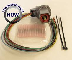 5r55w transmission ford transmission 5r55w 5r55s explorer solenoid connector repair wiring 46445ak