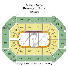 Allstate Arena Hockey Seating Chart Allstate Arena Seating Chart Best Of Staples Center Seat