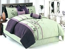 purple bed set queen todoenlainternetinfo light green comforter set light green king comforter sets