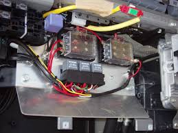 installing driving lights Raised Block Fuse at Modular Fuse Box Mta