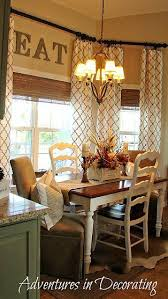 French Country Curtains For Kitchen
