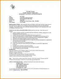 Direct Care Worker Cover Letter Striking Letter Of Support Templates Template Ideas