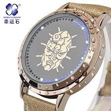 jojo watch promotion shop for promotional jojo watch on aliexpress com jojo adventure watch men led sports watch army military digital wristwatches clock waterproof wrist men s relogio masculino