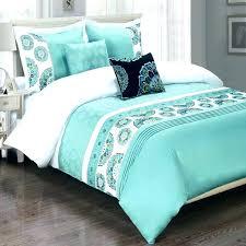 aqua bedding king aqua bedding sets king with love home decor aqua 5 piece duvet cover