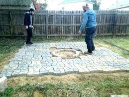 landscape patio or designs brick outdoor pergola picturesque ideas walkway pavers covers san go