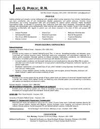 Nursing Home Resume Examples