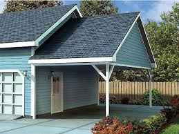 Carport Plans U0026 Carport Designs U2013 The Garage Plan ShopAttached Carport Designs