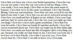 I Love You Because Quotes Love Quotes Today Delectable I Love You Because