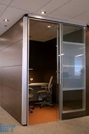 Glass Sliding Walls Frameless Glass Sliding Doors For Modular Office Partitions