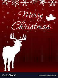 reindeer Royalty Free Vector Image