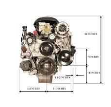 Engine Dimensions Chart Engine Dimensions Bd Turnkey Engines Llc