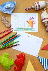 hand drawn summer postcards and inspiring illustrators hand drawn holiday postcards 1