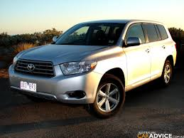 2007 Toyota Kluger Road Test | CarAdvice