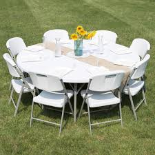 great folding table 6 foot with 72 inch round folding table 6 foot round plastic folding