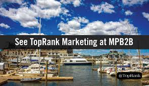 See Lee Odden and Ashley Zeckman of TopRank at B2B Marketing Forum