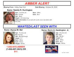 Amber Alert In Western NY CANCELLED ...
